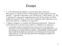 Essays   Agree  disagree  or modify the following statement  SlidePlayer
