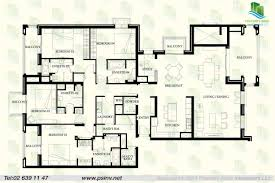 Simple 4 Bedroom Floor Plans Apartments With 4 Bedrooms 3615