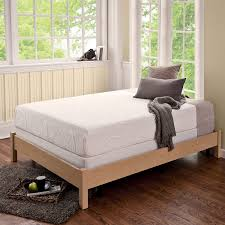 bedroom cool twin xl bed frame with box spring and mattress for