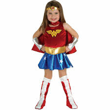 party city halloween costumes in stores wonder woman toddler halloween costume size 3t 4t walmart com