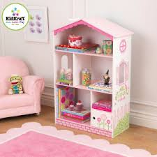 Kids Room Bookcase by A Dollhouse Bookcase Both A Fun U0026 Practical Idea For Kids