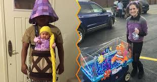 Baby Carrier Halloween Costumes 22 Genius Parents Baby Carriers Halloween