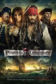Piratas del Caribe: En mareas misteriosas, Pirates of the Caribbean: On Stranger Tides