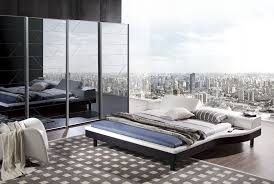 Modern Leather Bedroom Furniture Modern Furniture Guide Understanding The Various Types Of Leather