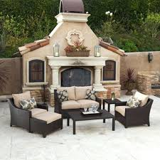 White Wicker Outdoor Patio Furniture by Resin Wicker Patio Furniture Sets U2013 Smashingplates Us
