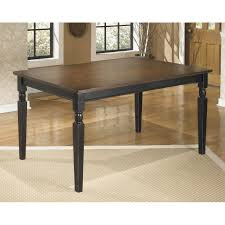 dining room table with leaf brucall com