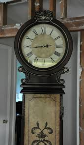Grandmother Clock Serendipity Refined Blog Rustic French Country Milk U0026 Chalk Paint