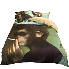 Monkey Crib Set Online Get Cheap Twin Size Monkey Bedding Aliexpress Com