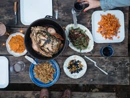 is jack in the box open on thanksgiving a traditional thanksgiving feast cooked over a campfire travel
