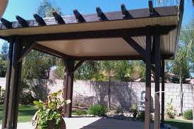 Outdoor Patio With Roof by Lapham Construction Stand Alone Garden Patio Cover In 1000 Images
