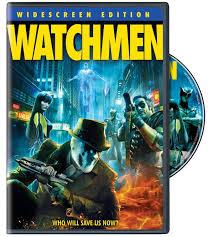 watchmen dvd