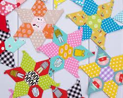 English Paper Piecing   Louisa Enright     s Blog Pleasant Home