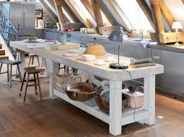 Cuisine Avec Ilot Central Prix by Prix Ilot Central Cuisine Cuisine Bois Sans Poignee U2013 Aixen