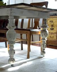 Antique Dining Room Tables by Antique Inspired Dining Table The Curators Collection
