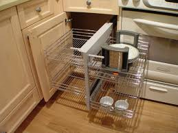 Kitchen Cabinet Accessories Blind Corner Pull Out Kitchen - Kitchen cabinet accesories