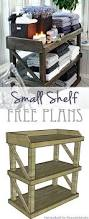 Build Wooden Shelf Unit by Best 25 Reclaimed Wood Shelves Ideas On Pinterest Diy Wood