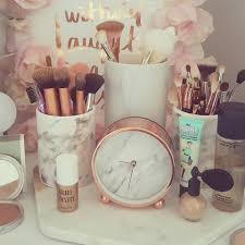 Vanity Dresser Marble And Rose Gold Dresser U2026 Pinteres U2026