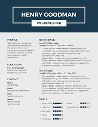 Sample Resumes For Professionals by Download Professional Resume Template Haadyaooverbayresort Com
