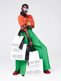 300 Halloween Costume Kenzo U0026m Collection Crazy Colourful