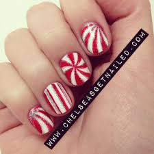 christmas diy nail ideas and more of our manicures from this