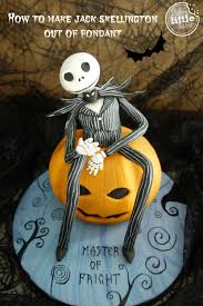 how to make jack skellington nightmare before christmas out of