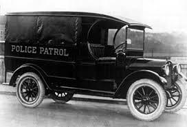 A Paddy Wagon