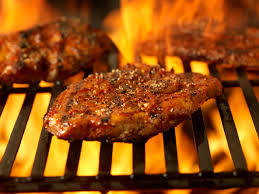 grilled country style ribs with tangy sauce recipe pork ribs