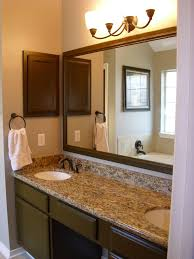 Hanging Bathroom Vanities by Bathroom Cabinets Awesome Bathroom Vanity Mirrors Ideas Bronze