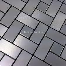 Aluminum Kitchen Backsplash Compare Prices On Aluminum Backsplash Tile Online Shopping Buy