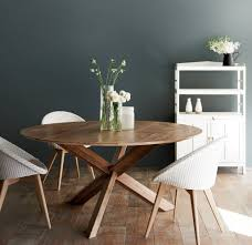 Teak Dining Room Table And Chairs by Teak Round Dining Table Sits 4 To 6 For The Home Pinterest