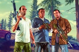 جی تی ای V برای PC و Xbox One و PS4 تایید شد!