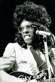 funk-pioneer Sly Stone is