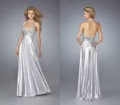 срібне плаття