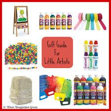 art supplies for kids gift ideas for little artists christmas