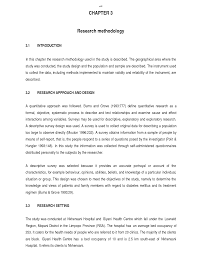 dissertation qualitative methodology example