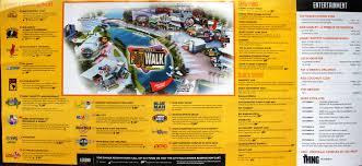 Map Of Downtown Disney Orlando by Universal Citywalk Orlando Orlando Informer