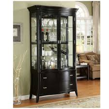 Corner Living Room Cabinet by Curio Cabinet Wooden Curiobinets At Micheals Corner With Glass
