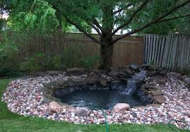 koi ponds waterfalls and water features tropical touch landscaping