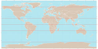 Latitude Map File World Map With Major Latitude Circles Svg Wikimedia Commons