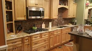 Lowes Kitchen Backsplash Chic Stacked Stone Backsplash 131 Stacked Stone Kitchen Backsplash
