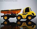 รถบรรทุกบังคับ Mini Engineering Car เทดัมส์ได้ ความยาว 27 ซม. (มี ...