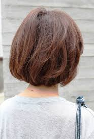 back view of short hairstyle for women 1000 ideas about short