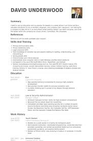 Volunteer Examples For Resumes by Youth Worker Resume Samples Visualcv Resume Samples Database
