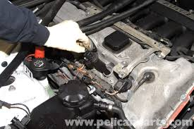 bmw e90 spark plug and coil replacement e91 e92 e93 pelican