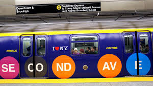 Subway Nyc Map by The Second Avenue Subway Explained Am New York