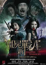 Chiến Binh Cương Thi Vampire Warriors 2010