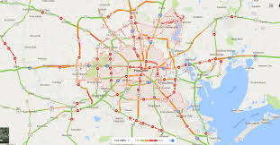 Google Maps Los Angeles by Transportation Shutdown In Southeast Texas How We Roll Aug 28