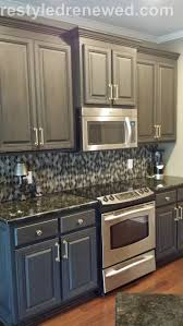 Best Paint For Kitchen Cabinets 2017 by Kitchen Cabinets Painted With Chalk Trends Paint On Pictures Color