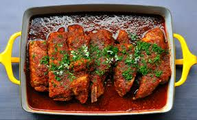 ancho chile braised pork ribs the primitive palate