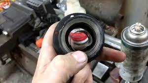 kondia knee mill clock spring assembly repair replacement part 1